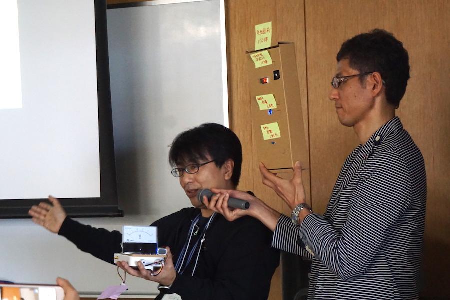 「道東×IoT・クラウドハッカソン2019!令和元年秋の陣~地域交通を考えよう~」 チーム「ミンナメガネ」