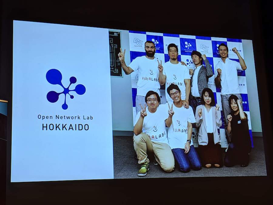 Open Network Lab HOKKAIDOの2期生