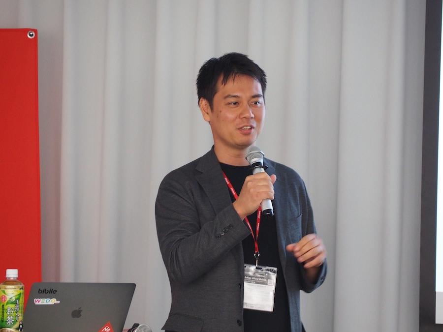 日本オラクル株式会社クラウド事業戦略統括 Digital Transformation 推進室室長七尾健太郎さん