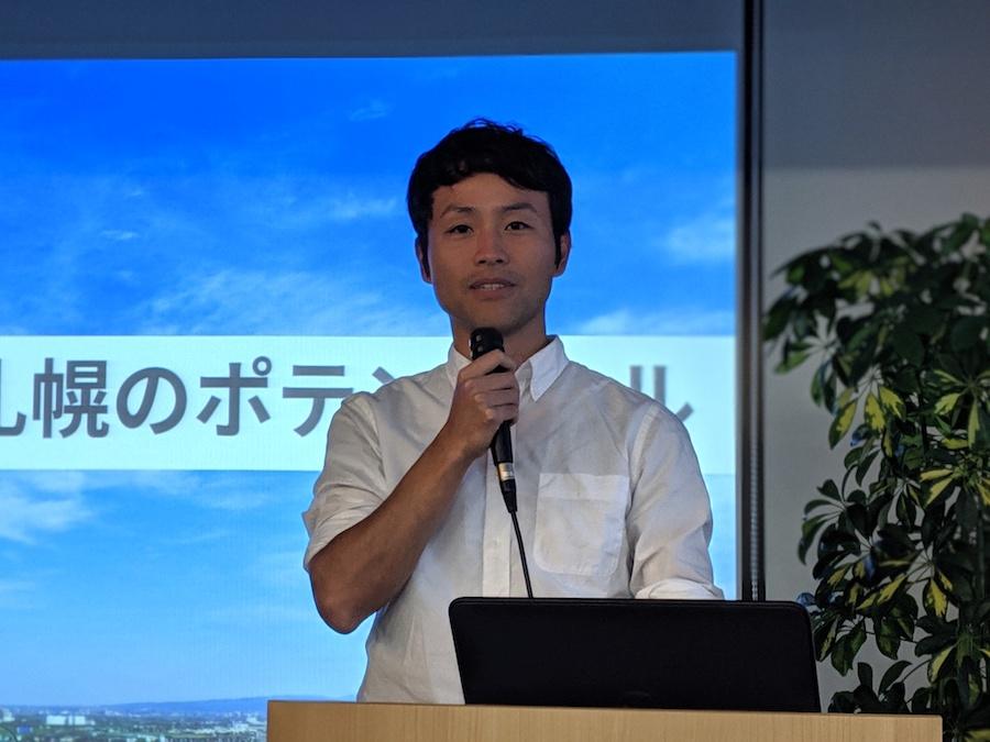 STARS コミュニティマネージャー阿部浩太郎さん