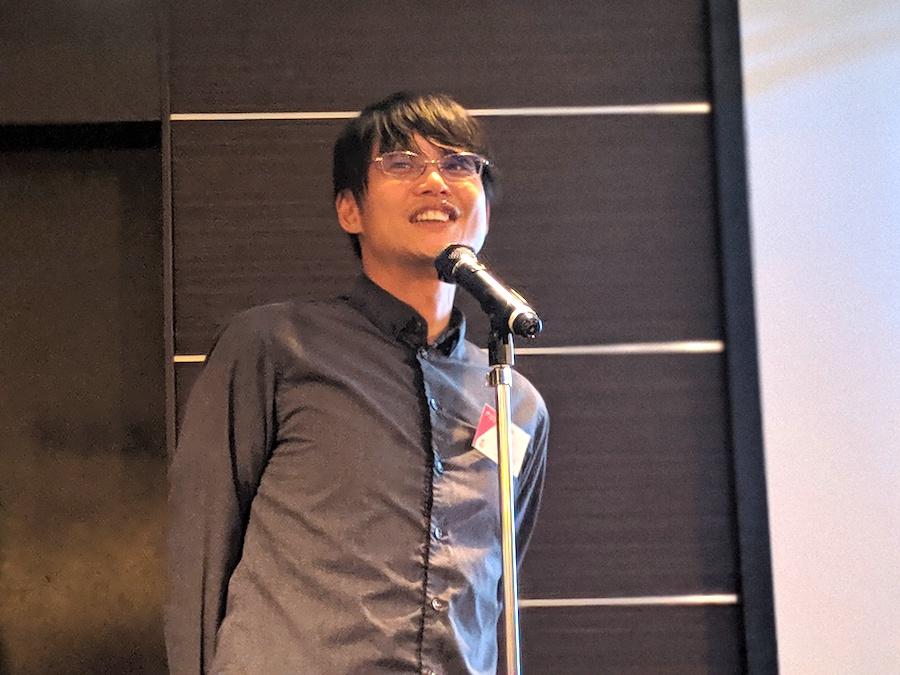 さくらインターネット株式会社代表取締役、田中邦裕さん