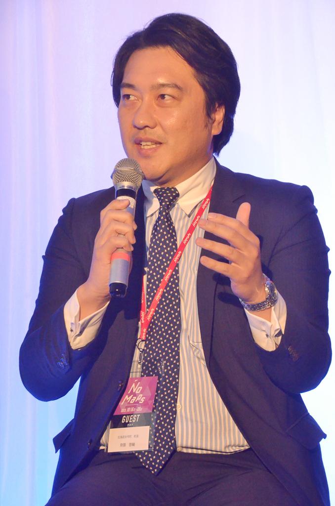 齊藤 啓輔氏顔写真