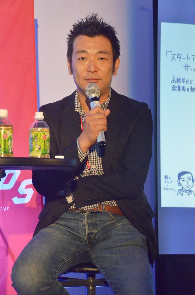 佐々木 智也氏顔写真