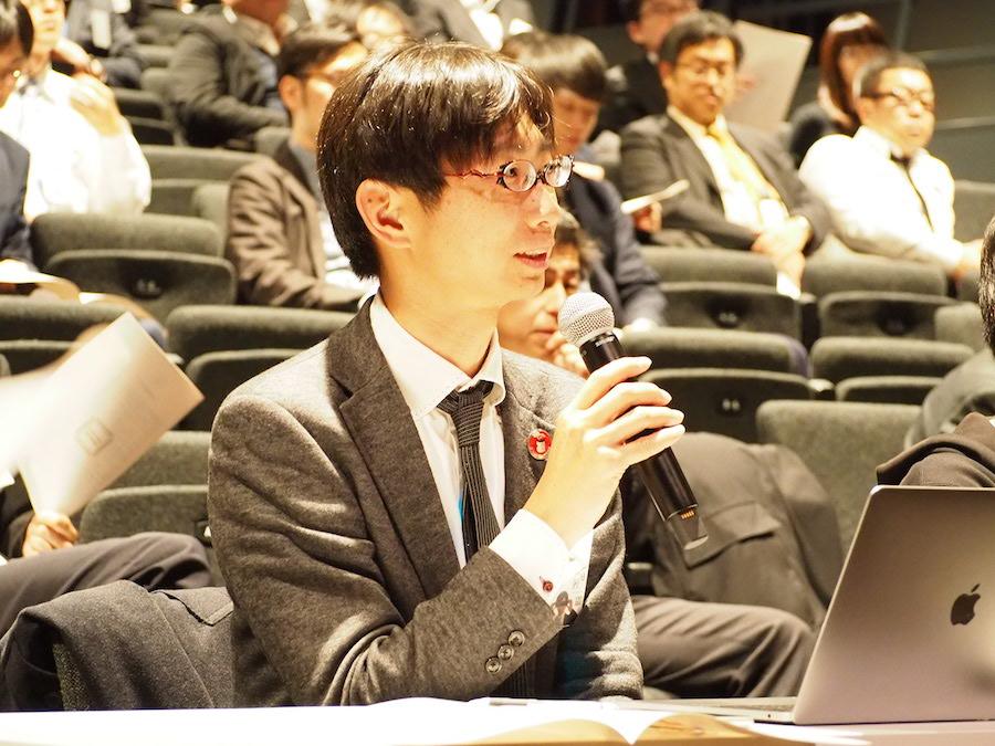 株式会社jig.jpの福野泰介さん