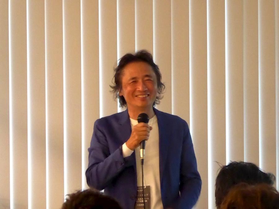 一般社団法人日本スタートアップ支援協会、代表の岡隆弘さん