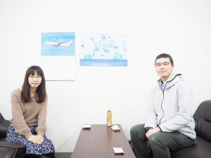 ノーストーチ 社員インタビュー
