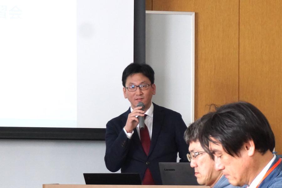 総務省 北海道総合通信局の田中 智大氏