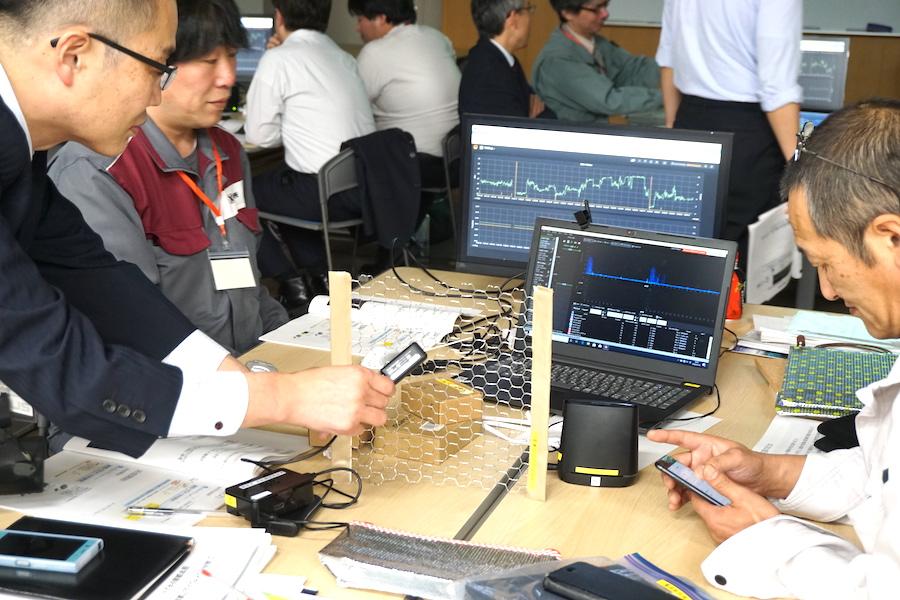 無線を五感で学ぼう!工場向けワイヤレスIoT講習会 in 釧路