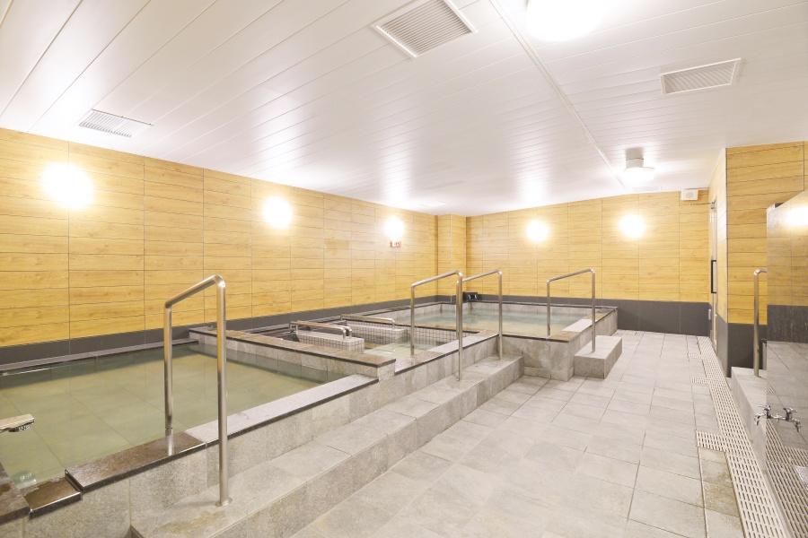 ガーデンズキャビン大浴場
