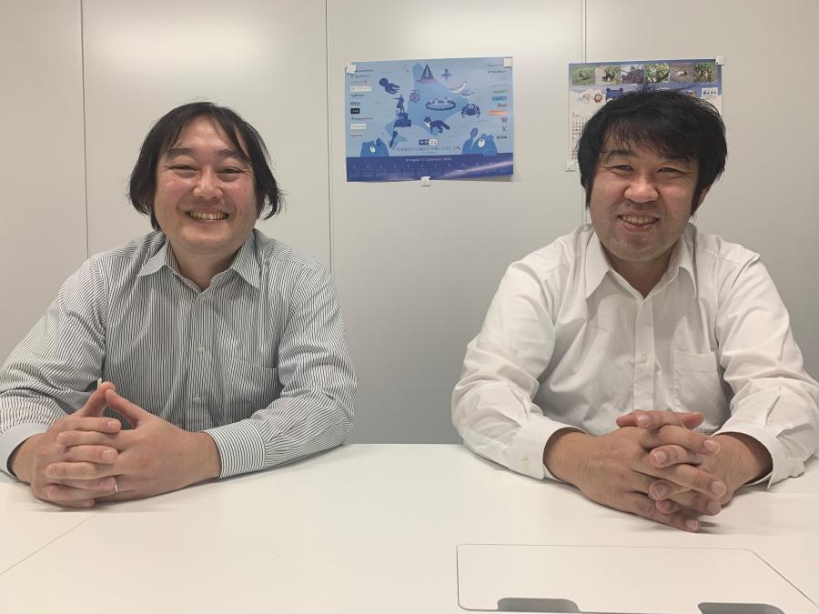 ノースグリット菊池社長、清水取締役